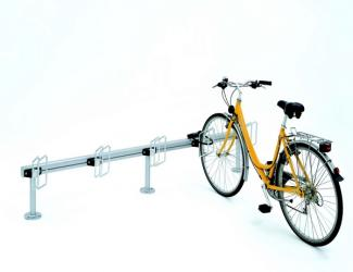 Support Cycles Modulaire 7 Places Mural