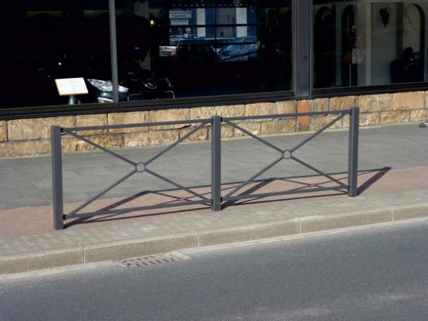 Barrière Modulable STRASBOURG 1,50 m