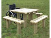 Table ACCES FACILE 3 bancs