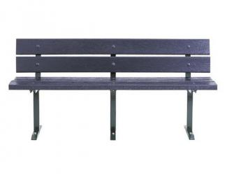 Banc GRAND CONFORT Plastique