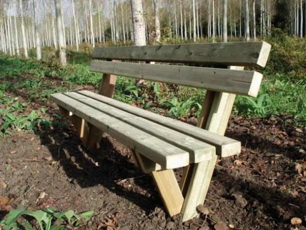 Banc FORESTIER Chataignier